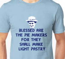 Blessed are the Pie Makers Unisex T-Shirt