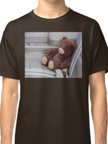 Teddy Takes A Ride Classic T-Shirt