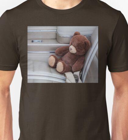 Teddy Takes A Ride Unisex T-Shirt
