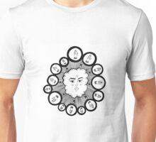 Face Palm - Minimalist Illustrative Design Unisex T-Shirt