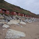 branscombe beach huts by brucemlong