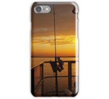 Golden Cruising Sunset. Photo Art, Print, Gift, iPhone Case/Skin