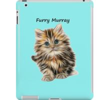 Kitten Furry Murray So Cute And Hairy iPad Case/Skin