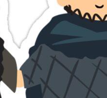 Sam & Gilly Game of Thrones Sticker