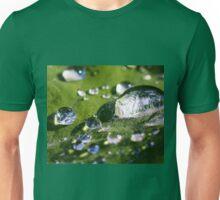 Water Drops Unisex T-Shirt