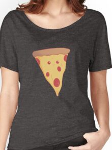 PIZZA! P-I-Z-Z-A! Women's Relaxed Fit T-Shirt