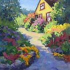 Garden Path by Karen Ilari