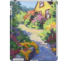 Garden Path iPad Case/Skin