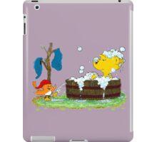 Ferald's Bubble Bath iPad Case/Skin
