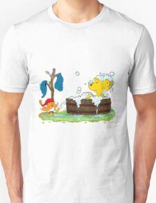 Ferald's Bubble Bath Unisex T-Shirt