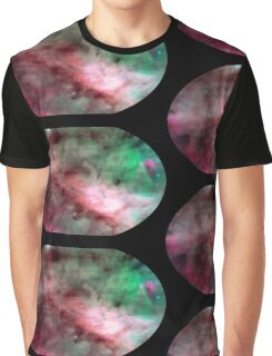 Pixel galaxy Graphic T-Shirt