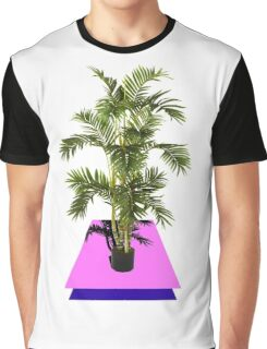 Aesthetic Fern Graphic T-Shirt