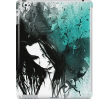 This Confession Means Nothing: Turquoise iPad Case/Skin