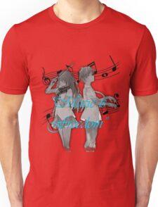 Music is Freedom Unisex T-Shirt