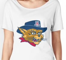 Arizona Wildcats Women's Relaxed Fit T-Shirt