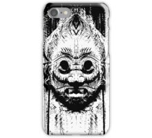 Ancient Mask iPhone Case/Skin