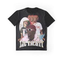 LIL YACHTY VINTAGE RAP TOUR SHIRT Graphic T-Shirt