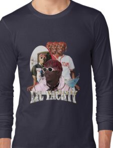 LIL YACHTY VINTAGE RAP TOUR SHIRT Long Sleeve T-Shirt