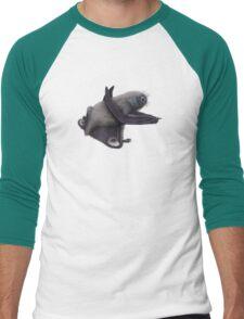 Anurognathus, the tiny pterosaur Men's Baseball ¾ T-Shirt