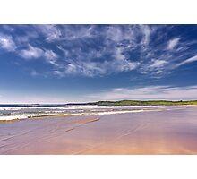 Islay: Machair Beach Photographic Print