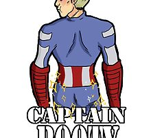 Captain Booty by geothebio