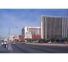Las Vegas 1994 Photographic Print