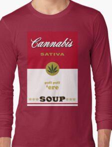 Cannabis Sativa Soup T-Shirt