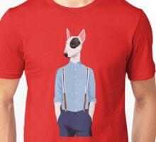 Skinhead Bull Terrier shirt Unisex T-Shirt