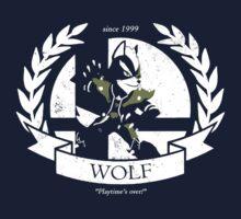 Wolf - Super Smash Bros by TyiraAhearne