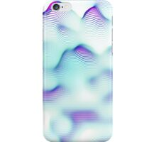 Moon Waves iPhone Case/Skin