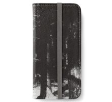 Waldeinsamkeit iPhone Wallet/Case/Skin