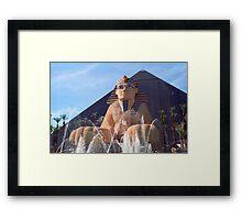 Las Vegas 1994 Framed Print