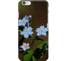 Birthday wishes for a precious mother-card, pillow, phone case iPhone Case/Skin