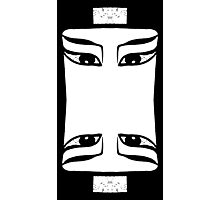 Ancient Samurai Photographic Print
