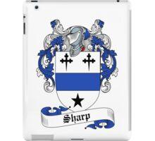 Sharp (Arch B. St. Andrews)  iPad Case/Skin