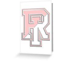 Rhode Island Greeting Card