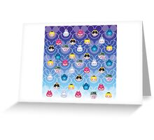 Tsum Tsum Alice in Wonderland Greeting Card