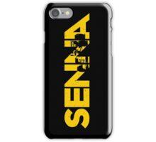 Ayrton Senna iPhone Case/Skin