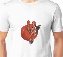 Chibi Kangaroo Unisex T-Shirt