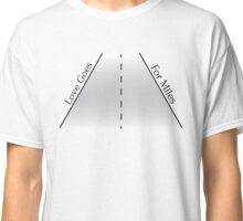 Long Distance Lovers Classic T-Shirt