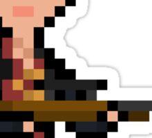 Pixel Ellie Sticker
