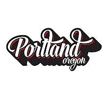 Portland Oregon Photographic Print