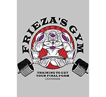 Frieza Gym Photographic Print