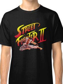 Ryu Flying Kick Classic T-Shirt