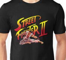Ryu Flying Kick Unisex T-Shirt