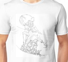 Tightrope Sketchy Unisex T-Shirt