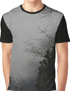 Idylwild Winter Scene Graphic T-Shirt