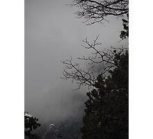 Idylwild Winter Scene Photographic Print