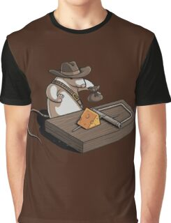 Indiana Mouse Graphic T-Shirt