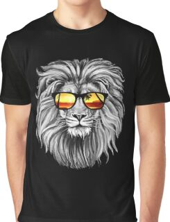 Lion Cool Graphic T-Shirt